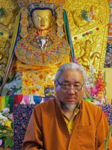 Ontul Rinpočhe: Splnomocnenie dlhého života