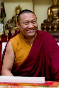 Wangdenling: kurz s Tulku Dakpa Rinpočhem