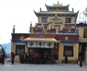 Tupten Dorjidak Dorjé Drak Éwam Chokgar Mahayana Buddhist Monastery, Shimpla, India