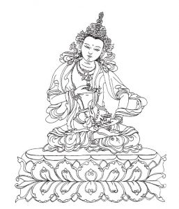 Webcast: Total Space of Vajrasattva and Purification