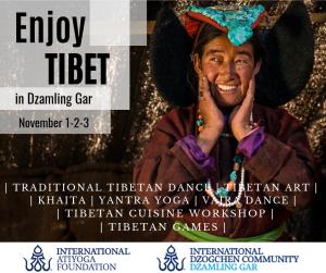 Webcast: Enjoy Tibet